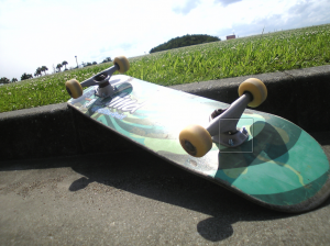 SkateBoard / Naoki Tomeno / Creative Commons Flickr Images